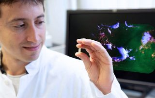 Forschung zum Thema Biofilm